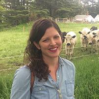 Rachel Harb, Training & Events Coordinator